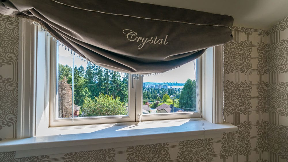 spectacular view - vancouver bed and breakfast