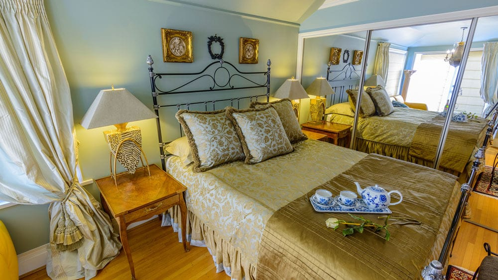 Vivaldi Suite - deluxe accommodation